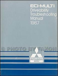 electronic stability control 1987 mitsubishi galant free book repair manuals 1987 mitsubishi eci multi engine driveability troubleshooting manual original galant van