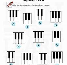 easy piano worksheet for beginners for my piano students pintere