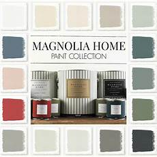 home paint color collection new magnolia home paint collection