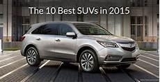 Top Luxury Suvs 2015