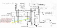 honda 400ex stator diagram honda wiring diagram images