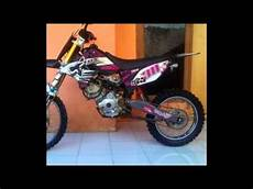 Mx Modif Trail by Modifikasi Motor Bebek Trail Yamaha Jupiter Mx Modif