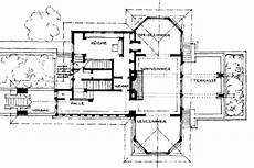 frank lloyd wright prairie style house plans architakes house rule 5 engage the outdoors