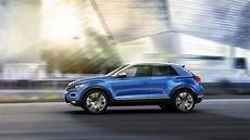 vw t roc gets ready to rock europe as a stylish cuv