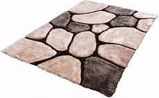 teppich steinoptik hochflor teppich 187 stone k11595 171 trend teppiche