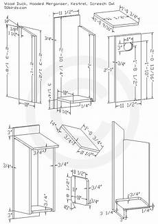 wood duck houses plans wood duck house plans 70birds birdhouse plans index