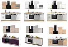 Küchenblock Mit Elektrogeräten - k 252 chenblock einbauk 252 che k 252 chenzeile mit elektroger 228 ten und