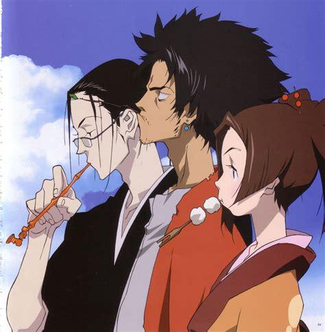 Samurai Champloo Manga Ending