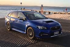 2018 Subaru Levorg Sti Sport Wagon Review Anyauto