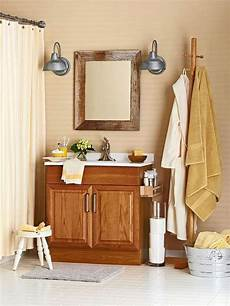Bathroom Ideas With Oak Cabinets by 5 Ideas Update Oak Or Wood Cabinets Without A Drop Of