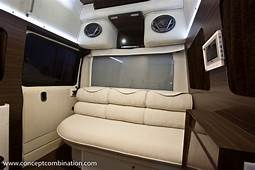Made On High Roof Tata Winger  Concept Combination