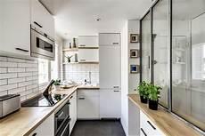 cloison vitrée cuisine 1001 id 233 es pratiques et design pour une verri 232 re