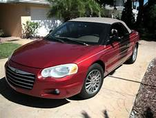 Buy Used 2004 CHRYSLER SEBRING CONVERTIBLE LXI In