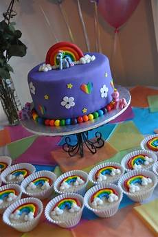 Malvorlagen My Pony Cake Make A Cake Series My Pony Cake And Rainbow