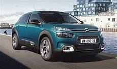 Citroen C4 Cactus 2018 Uk Prices And Specs Revealed One