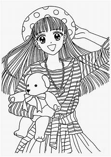 Anime Malvorlagen Pdf Coloring Pages Anime Coloring Pages Free And Printable