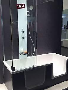 Dusch Und Badewanne - badewannen mit t 252 r duschen in der badewanne sanolux gmbh