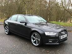 2012 Audi A4 Tdi Facelift Model With Black Edition Styling