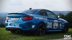 akrapovic exhaust for the bmw m2 youtube