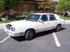 car maintenance manuals 1993 chrysler lebaron spare parts catalogs purchase used 1987 chrysler new yorker base sedan 4 door 2 2l in madera california united states