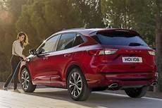 Dit Is De Nieuwe Ford Kuga Autoweek Nl