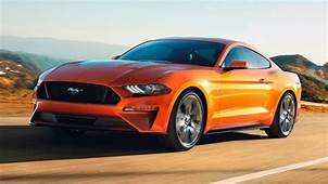 Ford Mustang GT 2019 Fast Car Top Speed New Model – Sports
