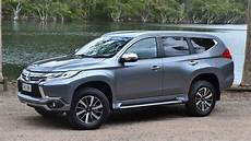 Mitsubishi Pajero Sport - mitsubishi pajero sport gls 7 seat 2017 review road test