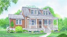 southern living ranch house plans sl1976 front rendering southern living house plans