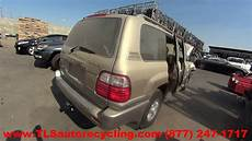 how cars engines work 2000 lexus lx navigation system 1999 lexus lx470 parts for sale 1 year warranty youtube
