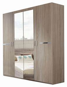 armoire chambre à coucher armoire 4 portes chambre 224 coucher imitation chene