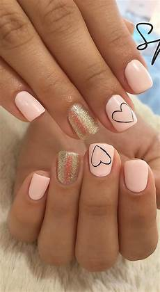 39 cute easy nail polish art designs for 2019 summer