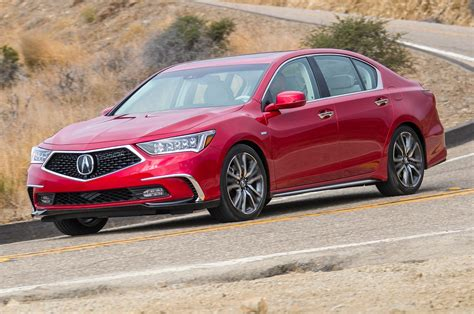 2018 Acura Rlx Hybrid First Drive Review