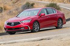 2018 acura rlx hybrid first review beakless and better for it motor trend