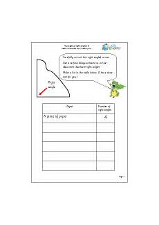 geometry shape maths worksheets for year 2 age 6 7