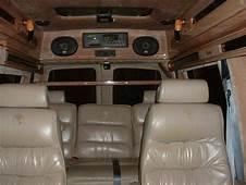Buy Used 1996 GMC Savana Explorer High Top Conversion Van