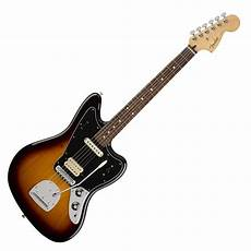 fender jaguar fender player jaguar pf 3 color sunburst at gear4music