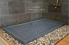 1800x900 Granite Shower Tray Grey Dalaos