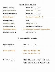 geometry properties of equality worksheets 697 properties of equality