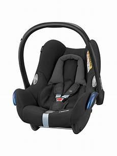 maxi cosi cabriofix 0 baby car seat nomad black at