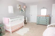 Baby Bedroom Ideas Pink And Grey by Pink Mint And Gray Baby Nursery Project Nursery