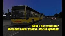 Omsi 2 Simulator Mercedes O530g Berl 237 N