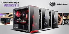 cooler master introduces the sleek and compact masterbox
