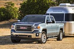 The 2014 GMC Sierra 1500 Is One Of Top Rated Pickup