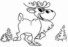 Ausmalbilder Weihnachten Elch Ausmalbilder Elch Kostenlos Malvorlagen Zum Ausdrucken
