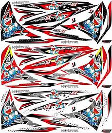 Variasi Motor Mx 135 by Jual Striping Stiker Variasi Motor Yamaha New Jupiter Mx