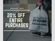 $10 off bed bath beyond