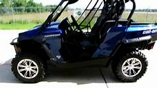 2012 can am commander limited overview review walk around