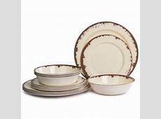 Melamine Camping Dinnerware Set   Yinshine 12 PCS Dishes