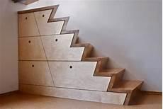 treppen die wenig platz brauchen treppenschrank contemporary staircase other by