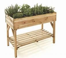 jardiniere haute bois jardini 232 re et pot de fleur pour balcon et terrasse c 244 t 233
